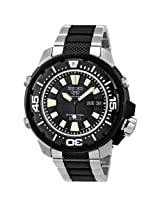 Seiko Designer Analog Black Dial Men's Watch - SKZ253K1