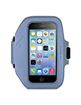 Belkin Sport-Fit Plus Armband for iPhone 5 / 5S / 5c / SE (Pale Blue)