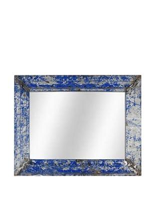 Foreign Affairs Kante Mirror, Blue