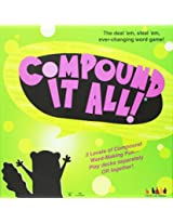 Compound It All!: The Compound Word Building Game