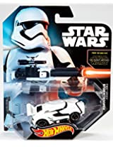 SDCC 2015 Mattel Hot Wheels Star Wars The Force Awakens Stormtrooper Vehicle