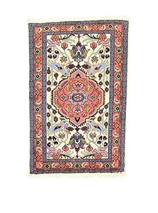 Eden Teppich   Ardebil 66X100 mehrfarbig