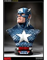 Sideshow Collectibles Marvel Buste 1/1 Captain America 61 Cm