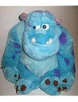 Disney Store Monster Inc. Plush Sulley James P. Sullivan 12