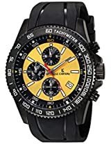 Le Chateau Men's 7080mgun_yel Sport Dinamica Watch