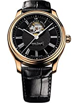 Louis Erard Analog Black Dial Men Watch - 60267PR42.BRC02