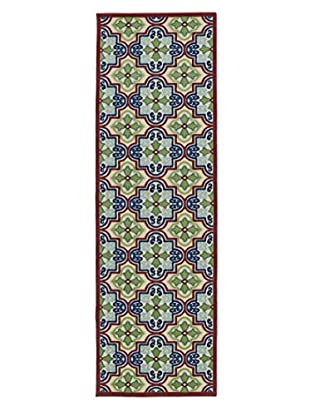 Kaleen Five Seasons Indoor/Outdoor Rug, Multi, 2' 6