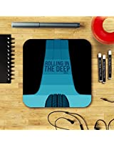 Rolling in the deep by Adele Coaster by Paneer Pixel Masala [Toy]