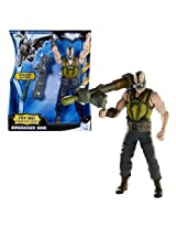 "Mattel Year 2011 DC Comics Batman ""The Dark Knight Rises"" Series 10 Inch Tall Action Figure - BONEBA"