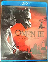 Omen III: The Final Conflict (Blu Ray)