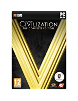 Sid Meier's Civilization V - The Complete Edition (PC)