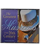Reader's Digest Music The Greatest Musicals Of The 20th Century, Audio CD