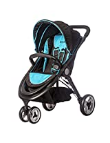 Dream On Me Venus Ultra-Stroller, Aqua