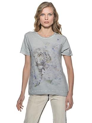 Stefanel T-Shirt (Grau)