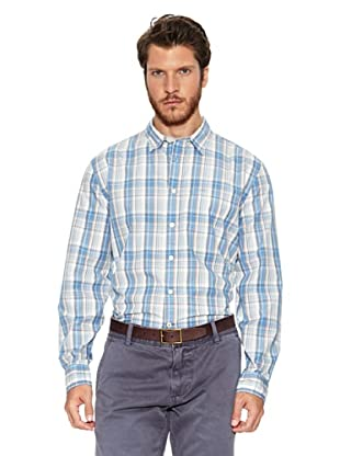 Dockers Camisa Forward Point (Azul / Arena)