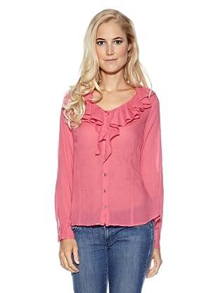 Cream Bluse Manny (Pink)