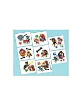 "Paw Patrol 2"" Tattoo Favors (16 Pack) Party Supplies"