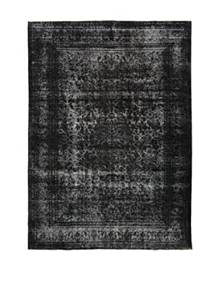 Design Community by Loomier Alfombra Revive Vintage Carbón 276 x 383 cm