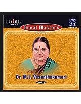 Great Master - Dr. M.L. Vasanthakumari