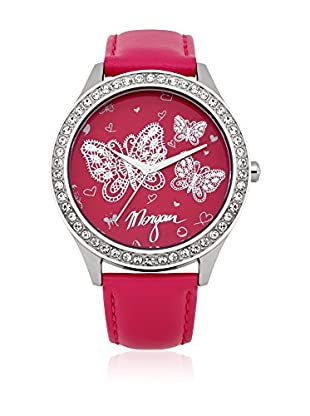 Morgan de Toi Orologio al Quarzo Woman M1145P Fucsia 40 mm