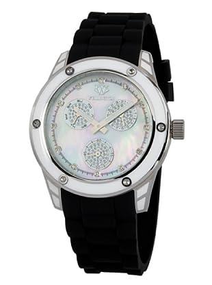 Wellington Damen-Armbanduhr Geraldine Analog Silikon WN506-182A
