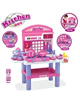 Battery operated Kitchen set with light & music function(Model 008-53)