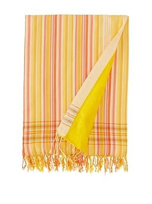 Mili Design Kenyan Towel, Orange