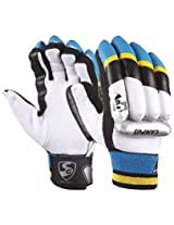 SG Campus LH Batting Gloves, Men's