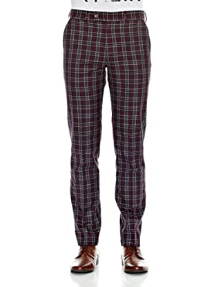 Merc Pantalón Johnson (Vino)