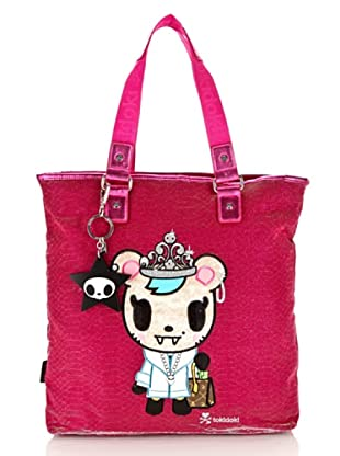 Tokidoki Shopping Bag New Salinas pink
