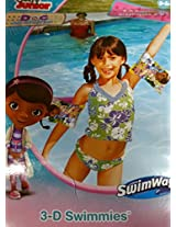 Disney Junior Doc Mcstuffins 3 D Swimmies