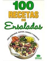 100 recetas de ensaladas / 100 salad recipes