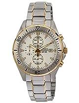 Citizen Analog White Dial Men's Watch - AN3464-55A