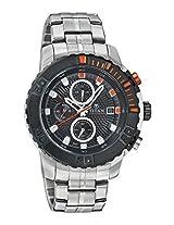 Titan Octane AW Analog Black Dial Men's Watch - 90029KM01