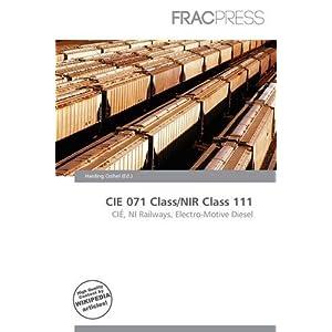 Cie 071 Class/NIR Class 111