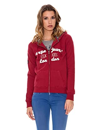 Pepe Jeans London Sudadera Watts (Rojo)