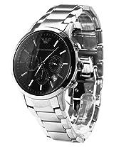 Emporio Armani Classic Analog Black Dial Men's Watch - AR2434