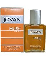 Jovan Musk Men After Shave Cologne 120ml