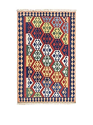 NAVAEI & CO. Teppich mehrfarbig 172 x 116 cm