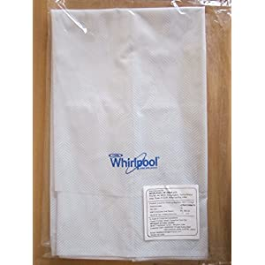 Whirlpool'S Orignal Cover For 360 Degree 7.2 Kgs Fully Automiatic Washing Machine, 57.9 X 57.9 X 91.44 (Lxbxh) Cms