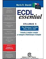 ECDL Essential - Modulo 6 - Strumenti di presentazione (Italian Edition)