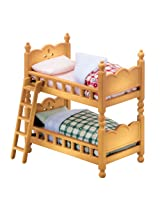 Epoch Sylvanian Families Sylvanian Baby and Child Room Set Double-deck Bed Ka-302 25650-8