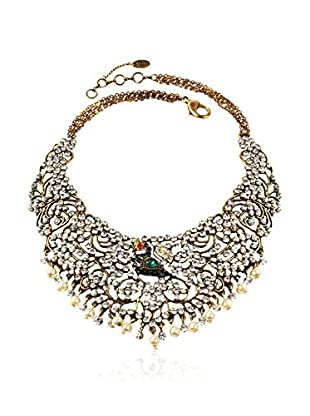 Amrita Singh Collar Peacock