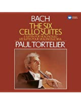 Bach: 6 Cello Suites (Great Recordings of the Century)