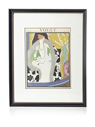 Original Vogue Cover from 1921 by Helen Dryden