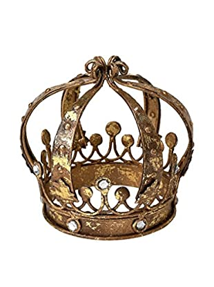 Decorative Crown with Ball Accents