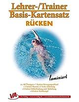 Rücken: Arbeitskarten für den Schwimmunterricht: laminiert oder zum Selbstlaminieren (Lehrer-/Trainer-Kartensatz 3) (German Edition)