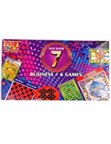 Fun with 7 Business & 6 Games : Board Games