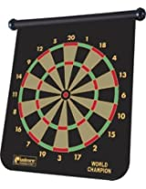 Unicorn World Champion Dartboard, 16 1/4-inch x 18-inch