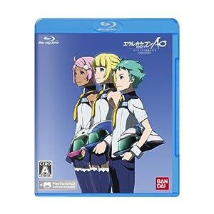【新品】 エウレカセブンAO -ユングフラウの花々たち- GAME&OVA Hybrid Disc (通常版)